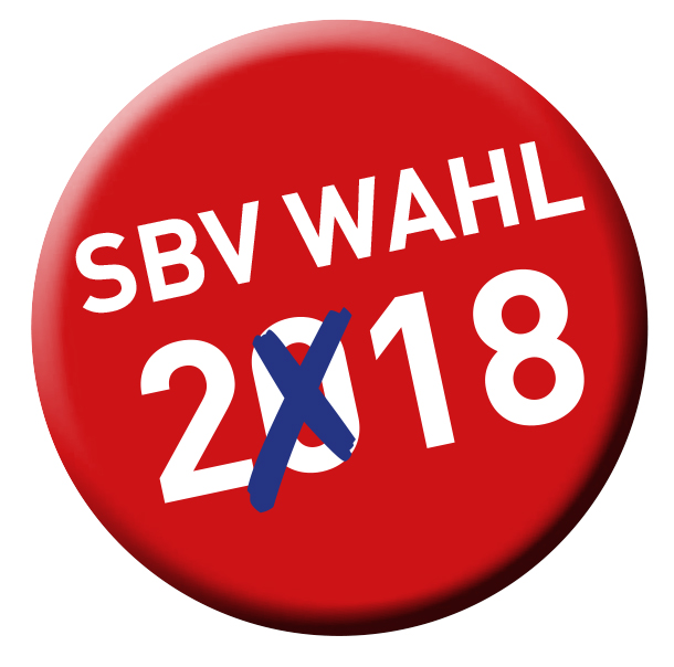 SBV WAHL Button
